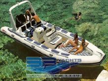 2006 Valiant 750 Cruiser