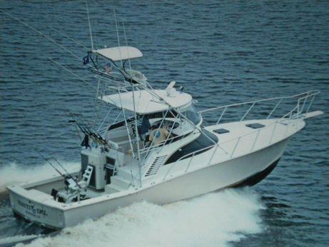 1992 Canaveral Custom/delta Express Sportfish