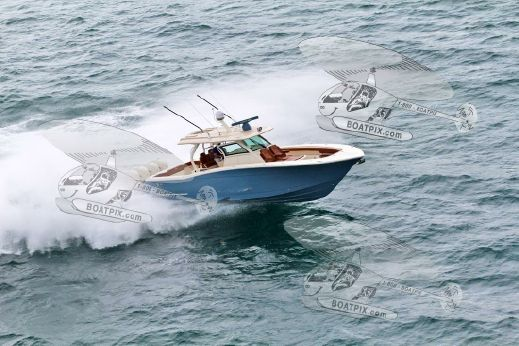 2018 Scout Boats 380 LXF