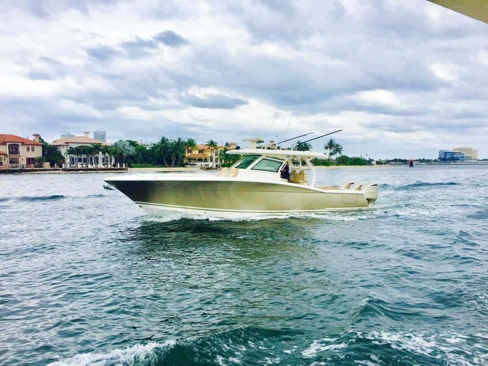 2018 scout 380 lxf power boat for sale for Johnson marine italia