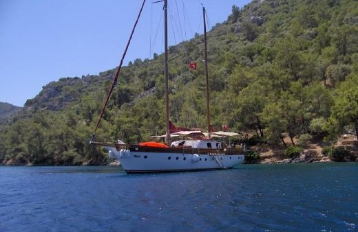 2005 Turkish Gulet Motor Sailor 19M