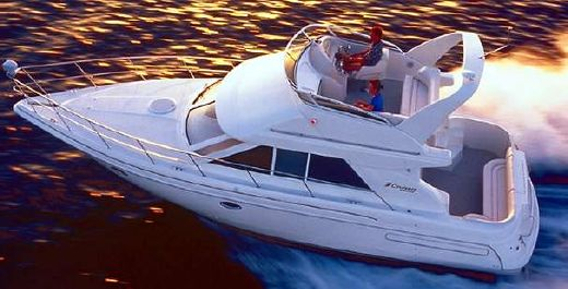 1998 Cruisers Yachts 3585 Flybridge