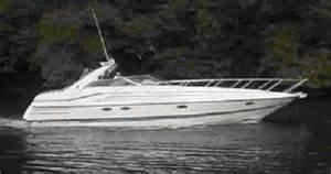 1993 Sunseeker Martinique 39