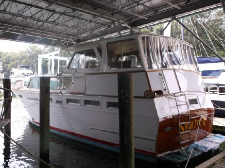 1970 Viking flush deck