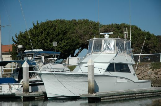 1972 Hatteras Sport Fisher