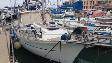 1989 Nauticat 33