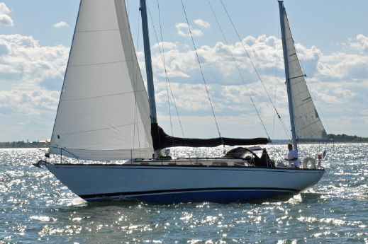 1976 Bristol Yawl With full keel