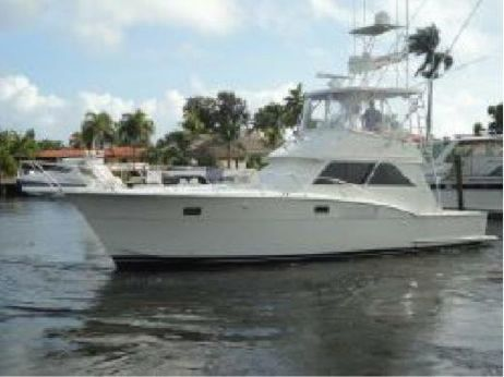 2002 Hatteras Sport fishing