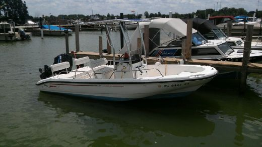 1997 Boston Whaler 18 Dauntless