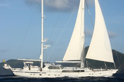 1993 Sovereign 110' Custom S&S Ketch