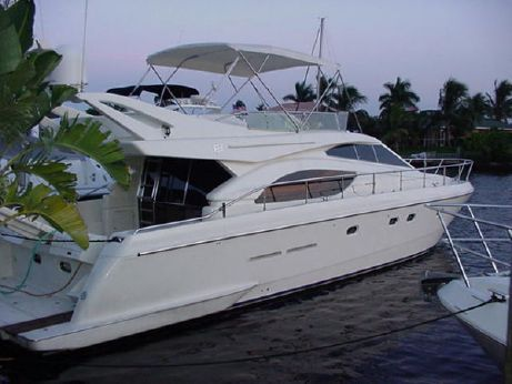 1999 Ferretti Yachts 53 MOTOR YACHT SEDAN