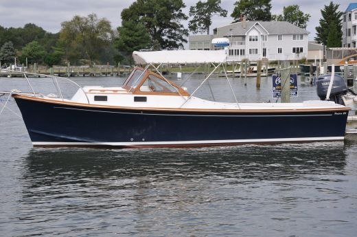 2006 Fortier 26 Downeast