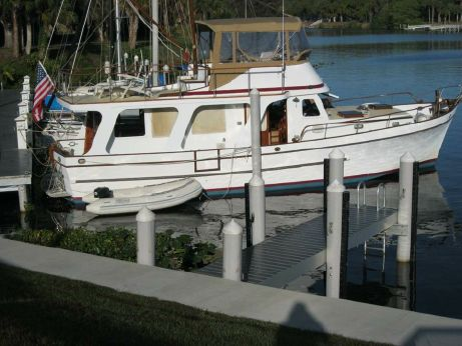 1979 Marine Trader Europa