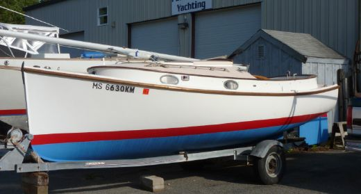 1973 Herreshoff Catboat
