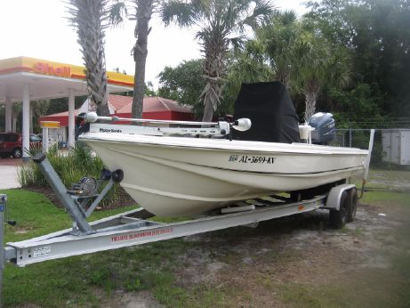 2004 Scout 240 Bay Scout