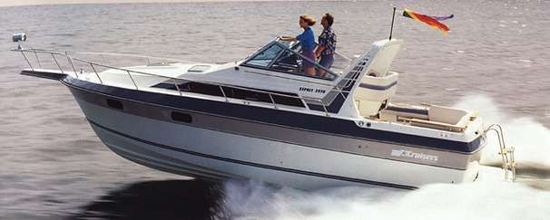 Used Cruisers Yachts Esprit Prices Waa2