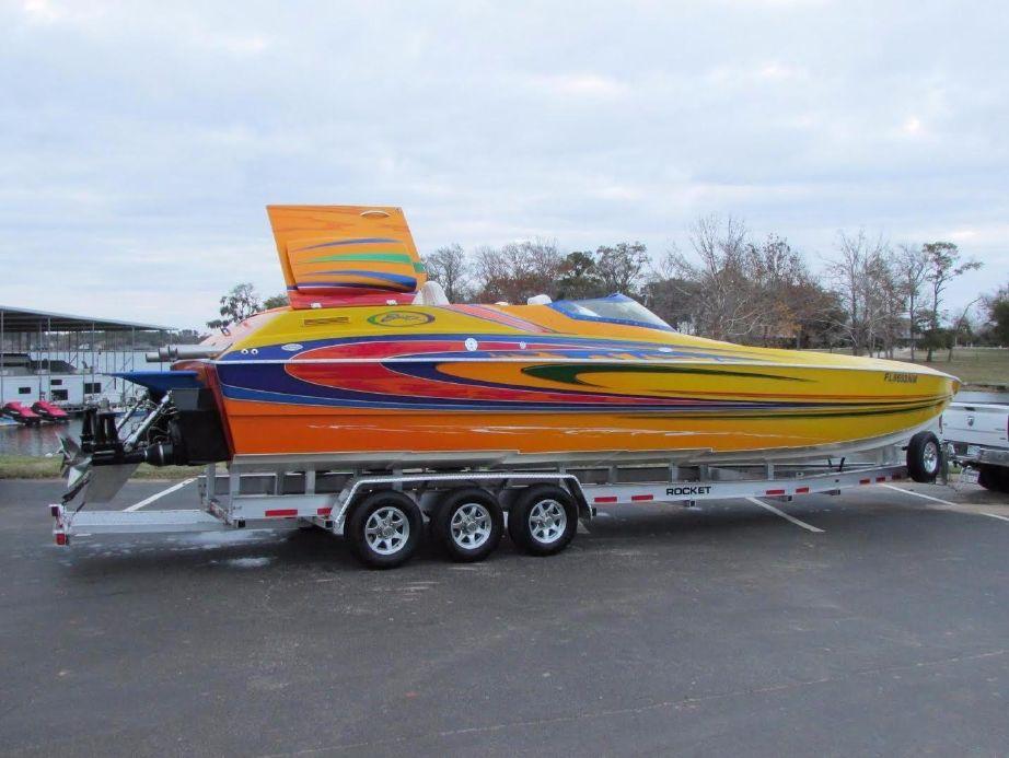 2004 Skater 32 Skater Power Boat For Sale - www yachtworld com