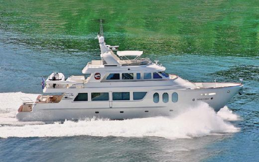 2007 Mcp Yachts Tri-Deck