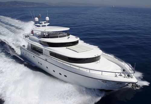 2005 Johnson Motor Yacht