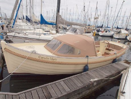 2009 Waterspoor Tendersloep 870