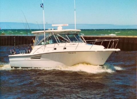 2001 Pursuit 3400 Express