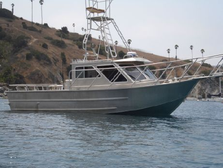 2007 32' Aluminator PH Sportfisher