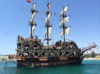 2014 Yachtworld.l.t.d Turkey Pirate Ship Urgent