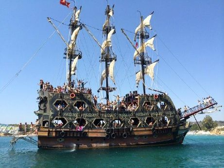 2014 Yachtworld.l.t.d Turkey Pirate Ship Urgent