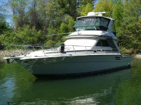 1987 Sea Ray 460 Convertible Yachtfish