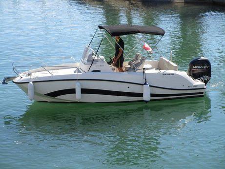 2013 Quicksilver 605 sun deck