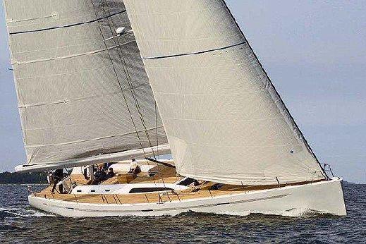2005 X-Yachts 70 Sloop