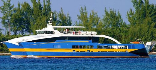 2003 Custom Catamaran Ferry