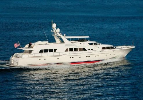 1985 Abeking & Rasmussen Raised Pilothouse