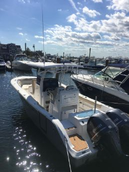 2017 Sea Fox 288 Commander
