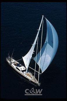 2000 Franchini Yachts custom 75