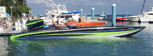 2013 Marine Technology 52 RP 8 Seat