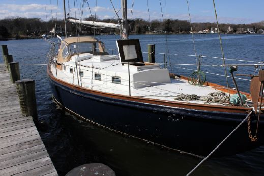 1976 Custom Rhodes Design 43' Yawl