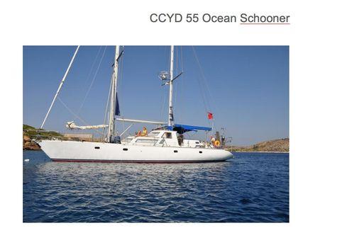 1981 Ccyd Venice CCYD 55 OCEAN SCHOONER