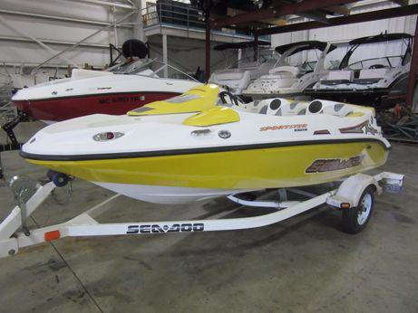 2003 Sea-Doo Sport Boats Sportster LE