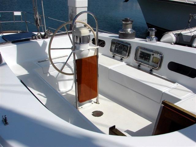 50' Windward Marine Sea Raker 50+Forward stateroom