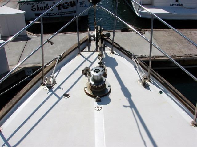 50' Windward Marine Sea Raker 50+Aft deck