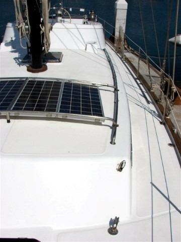 50' Windward Marine Sea Raker 50+Mast base and hard vang