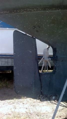 50' Windward Marine Sea Raker 50+Starboard side deck