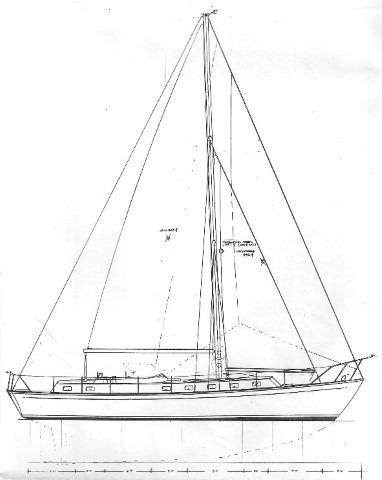 50' Windward Marine Sea Raker 50+On the hard-port