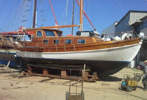 2015 Bodrum Boatyard Double Ender