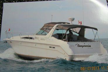 1990 Sea Ray 350/370 Express Cruiser