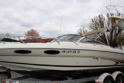 1998 Sea Ray 230 Overnighter