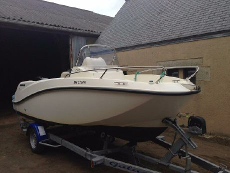 2012 Quicksilver ACTIV 505