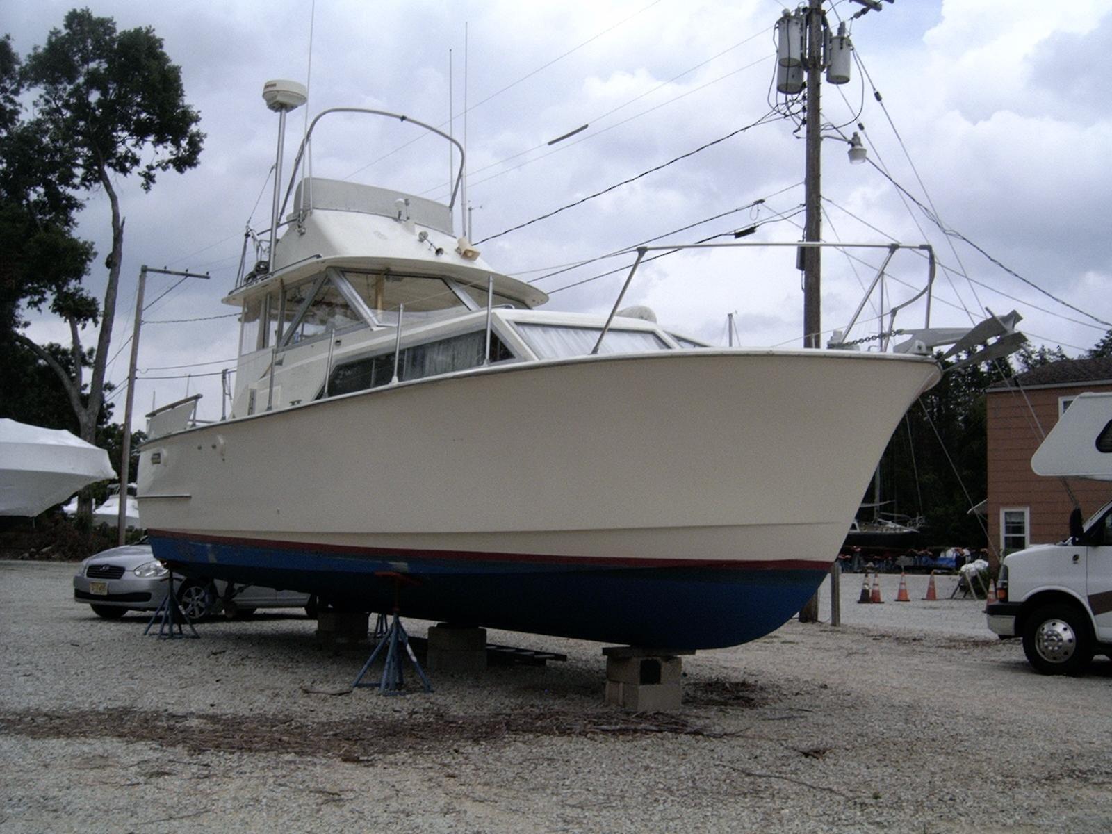 1968 Hatteras Flybridge Cabin Cruiser Power Boat For Sale - www.yachtworld.com