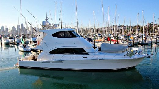 2012 Riviera 61 Enclosed Flybridge